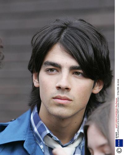 Joe Jonas na wyłączność xD