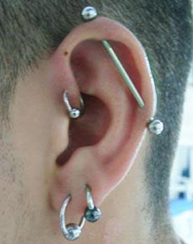 Industrial w uchu