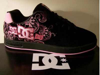 Buty damskie DC shoes