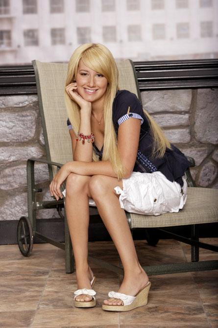 spotkanie z Ashley Tisdale
