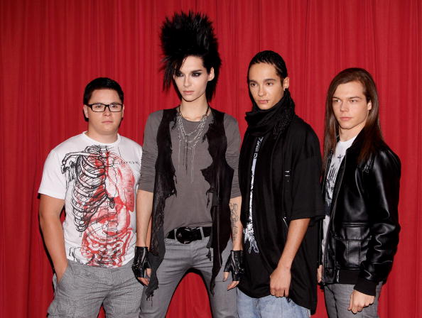 Spotkanie z Tokio Hotel