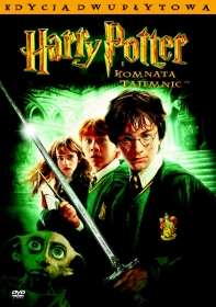 Harry Potter i Komnata Tajemnic DVD