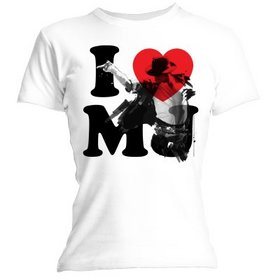 Koszulka I love MJ