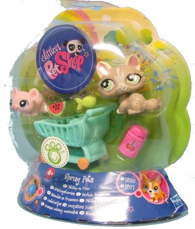 Littles Pet Shop Wiosenny