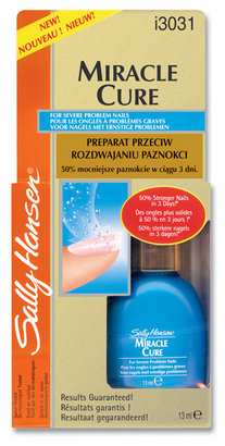 Sally Hansen Miracle Cure - Preparat przeciw rozdwajaniu paznokci 13 ml