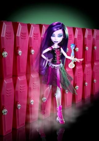 Spectra Vondergeist - lalka z serii Monster High.