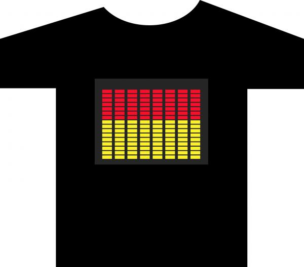 T-Shirt Klubowy - T-Qualizer