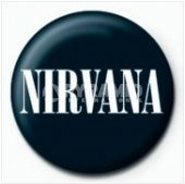 Przypinka Nirvana