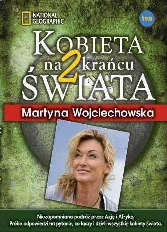 Książka Kobieta na krańcu świata cz.1 i 2