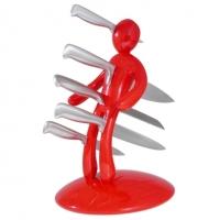 Stojak Voodoo + noże