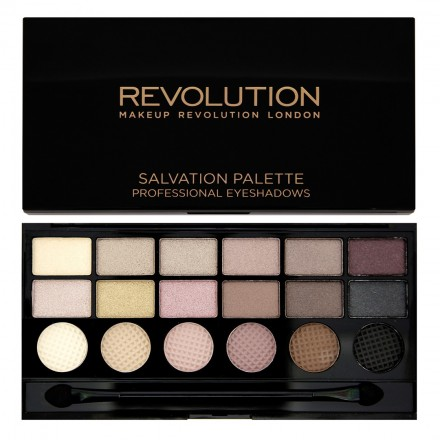 Paleta 18 cieni do powiek Makeup Revolution What You Waiting For?