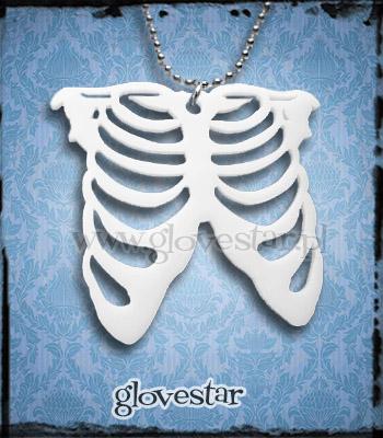 Naszyjnik żeberka glovestar