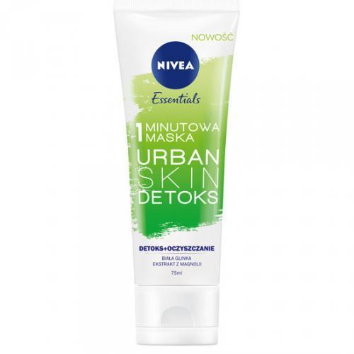 Nivea Urban Skin Detox 1-minutowa maska oczyszczająca