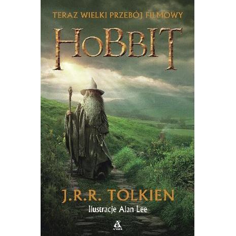 J.R.R. Tolkien - Hobbit Książka