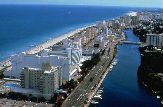 Odwiedzić Miami