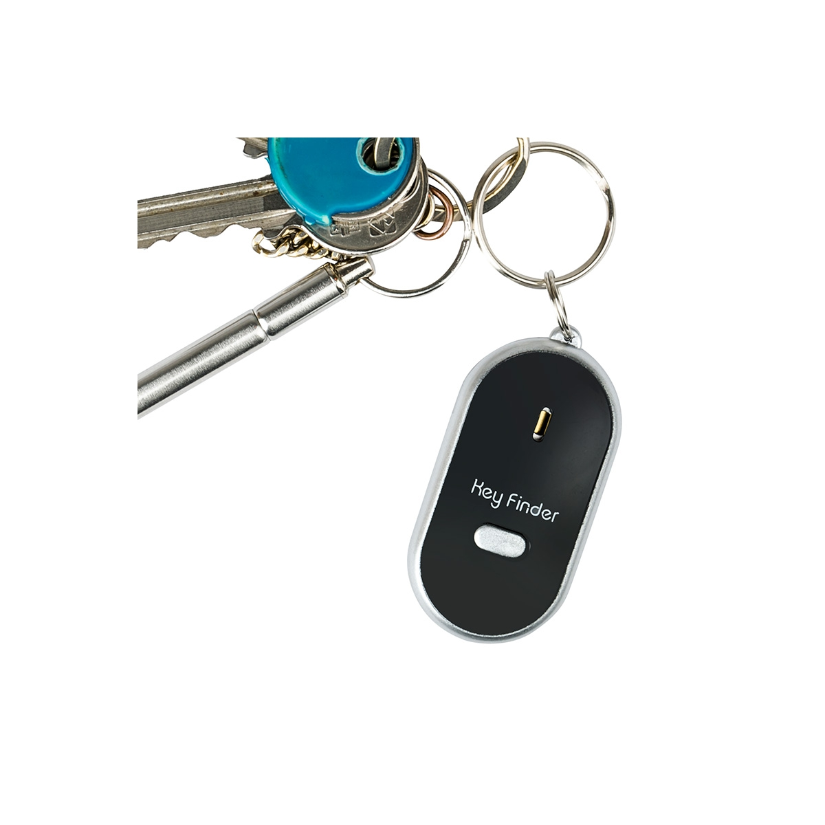 Dźwiękowy lokalizator do kluczy
