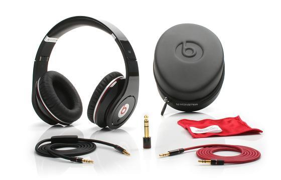 Słuchawki Monster Beats by Dr.Dre