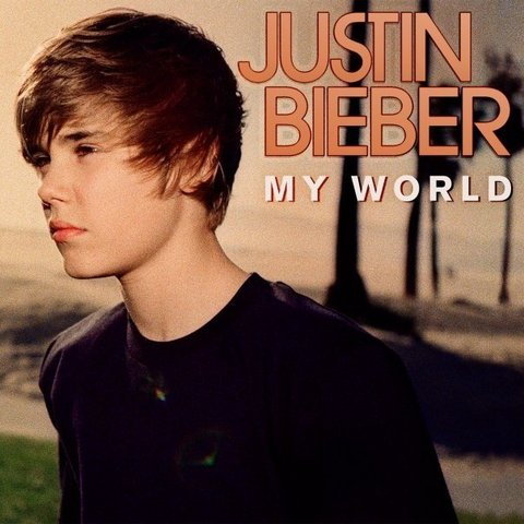 Płyta Justin'a Bieber'a MY WORLD