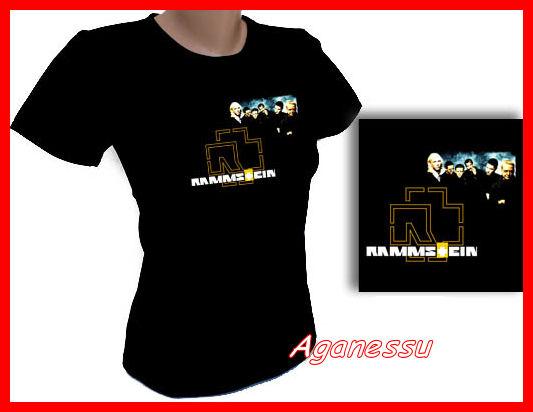 Koszulka Rammstein