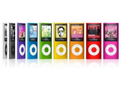 IPOD NANO 4G 16GB