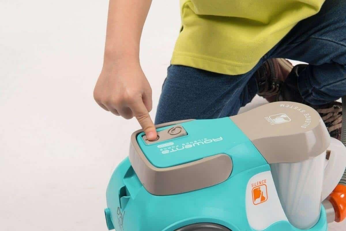 Odkurzacz zabawka dla dzieci