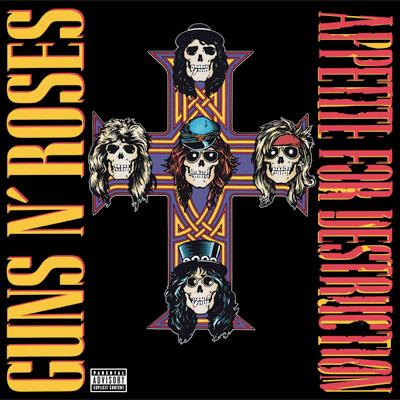 Guns N' Roses, Appetite for Destruction