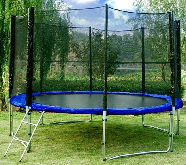 Trampolina ogrodowa dla dzieci