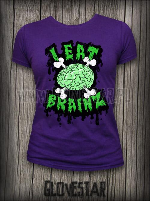 Koszulka I Eat Brainz