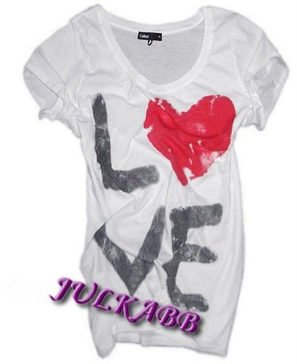 Koszulka L♥VE