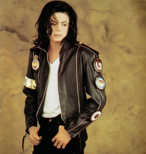 Żywy Michael Jackson ;*
