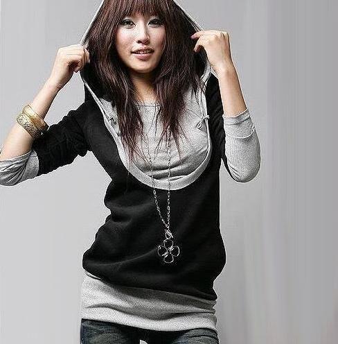 bluza japan style- Luźny styl