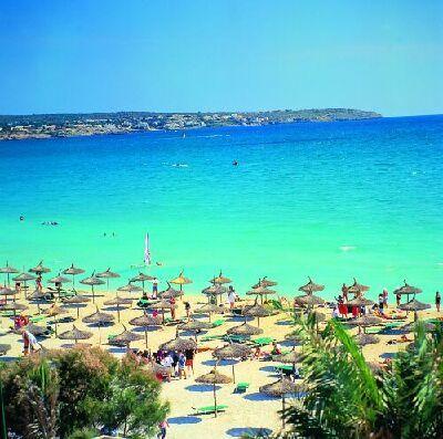 Wczasy na Majorce :))