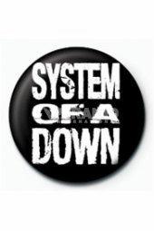 Przypinka System Of A Down.