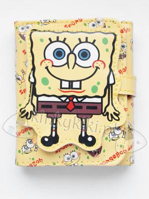 portfel spongebob ;*