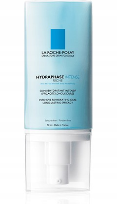 LA ROCHE POSAY Hydraphase Intense Riche krem 50ml