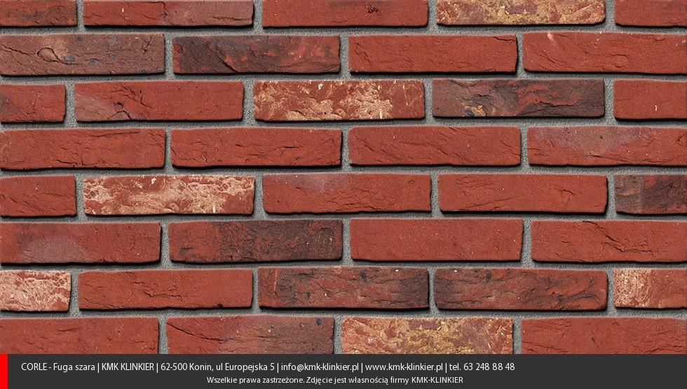 Cegły ręcznie formowane