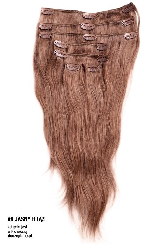 doczepy do włosów