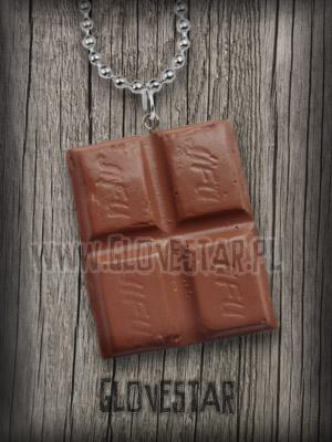 naszyjnik czekolada ;*