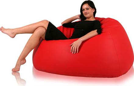 Fotel pufa