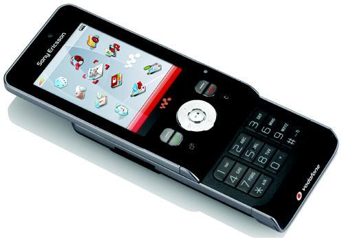 telefon Sony Ericsson W910i