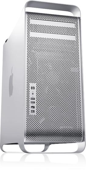 Mac Pro - 8 core - Stacja robocza