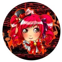 Przypinka Lolita
