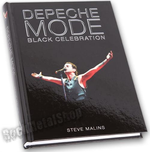 Książka Depeche Mode - Black Celebration