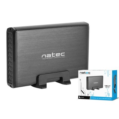 OBUDOWA NA DYSK 3,5 USB 3.0 NATEC RHINO