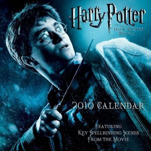 Oficjalny kalendarz Harry Potter na 2010 rok :)