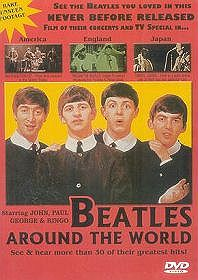 DVD The Beatles Around The World