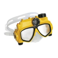 Podwodna maska z aparatem