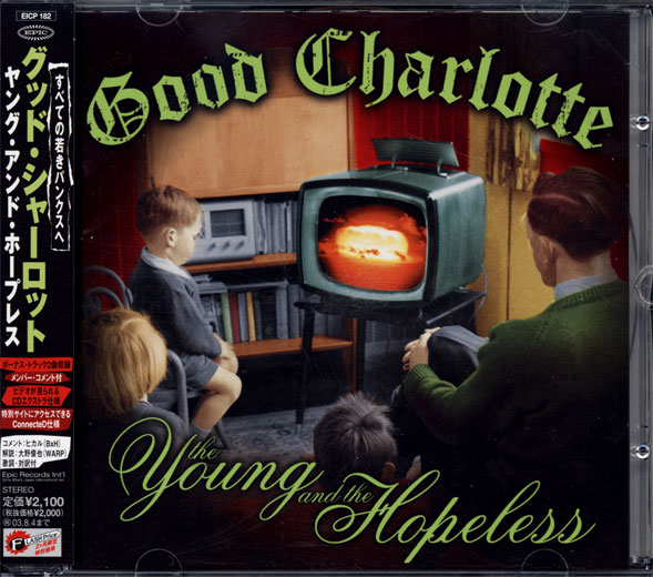 Płyta Good Charlotte