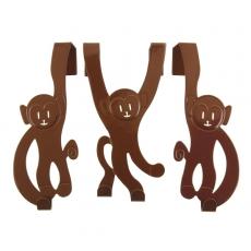 wieszaki małpki