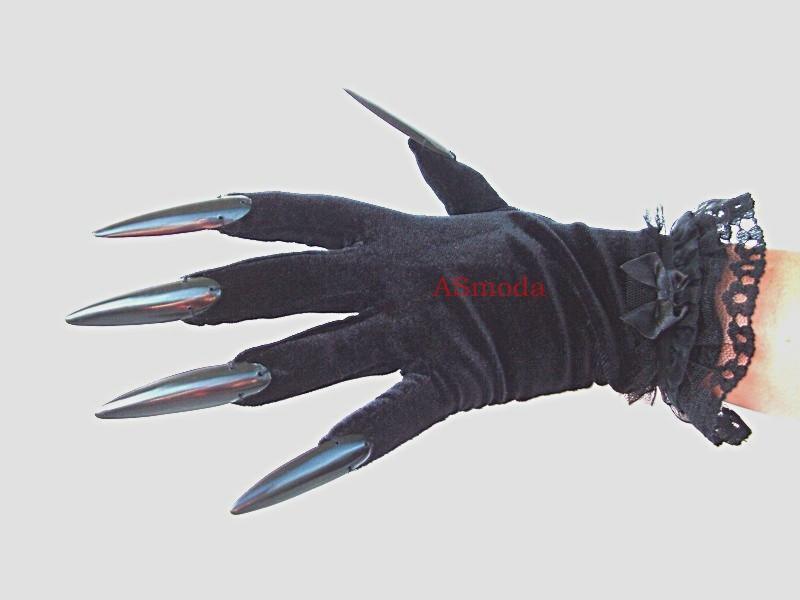 Rękawiczki Wampirzycy ;)